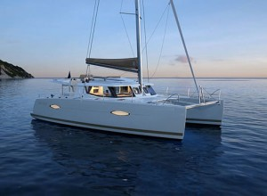 Helia 44 Fountaine Pajot from Horizon Yacht Charters