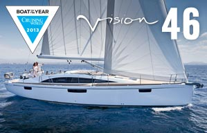 Bavaria Vision 46 from Horizon Yacht Charters