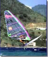 BVI Windsurfing