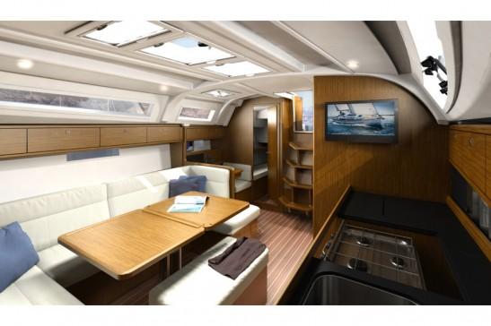 Bavaria Cruiser 41 Salon