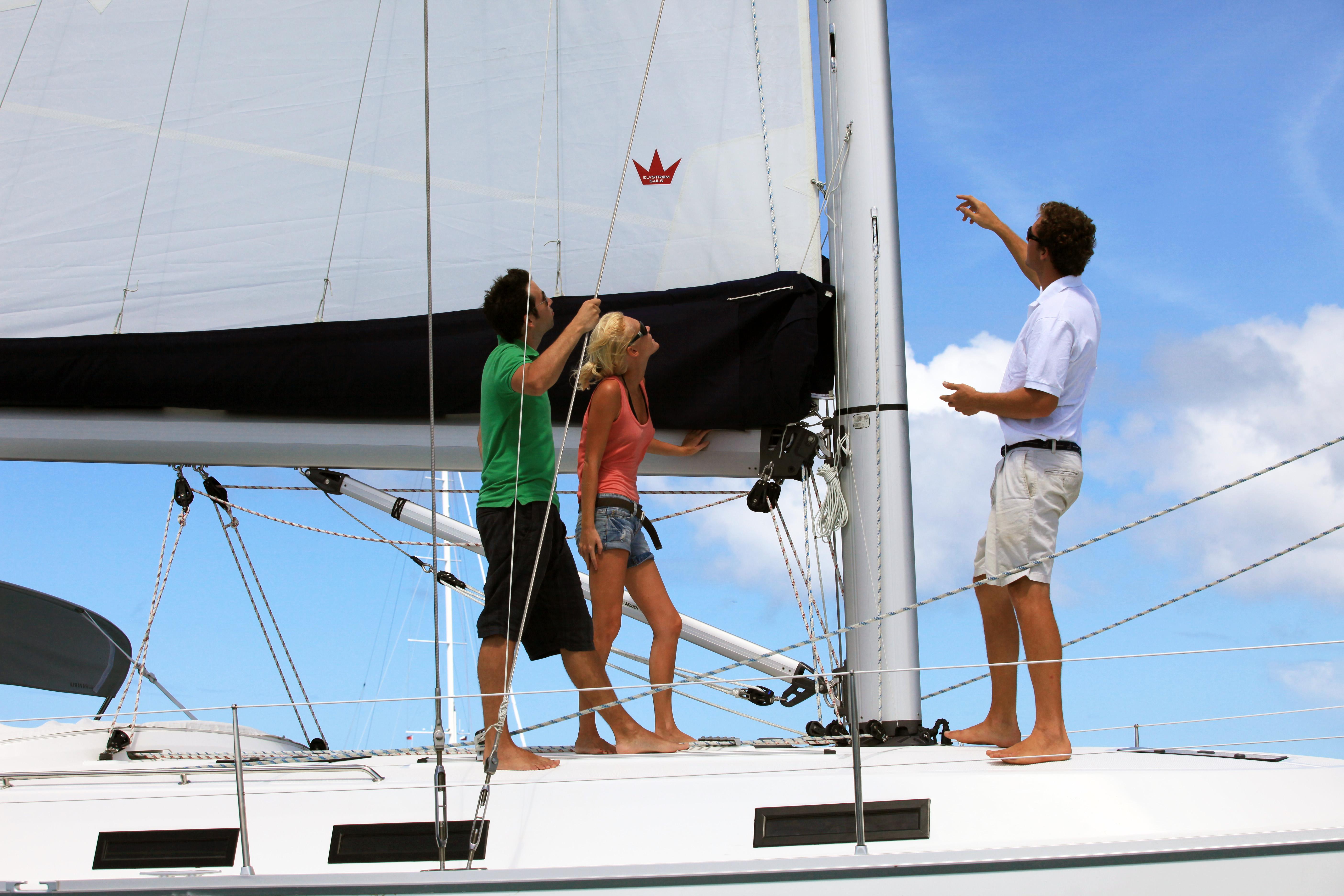 Learn to Sail Caribbean