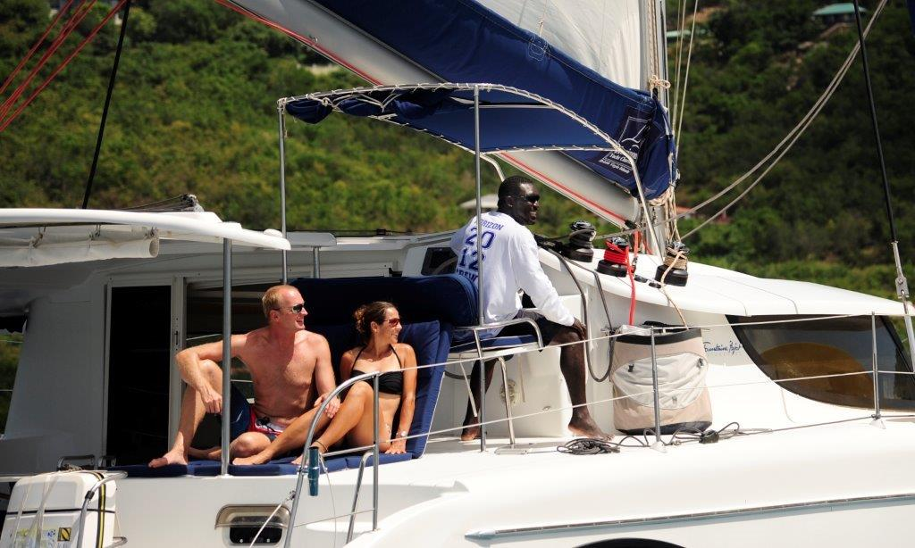 Yacht Charters - Benefits of Charter Yacht Ownership - Horizon ...