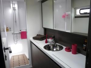 Nautitech Open 40 Accommodation