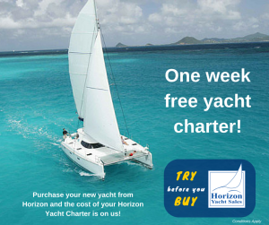 Horizon Yacht Sales Try Before You Buy