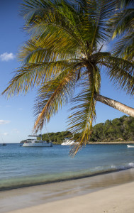 Relax on a learn to sail vacation