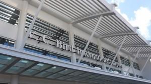 Antigua new airport