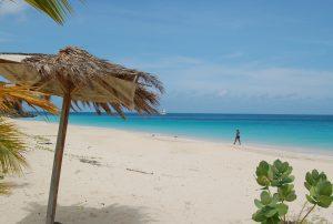 Summer sailing in Antigua