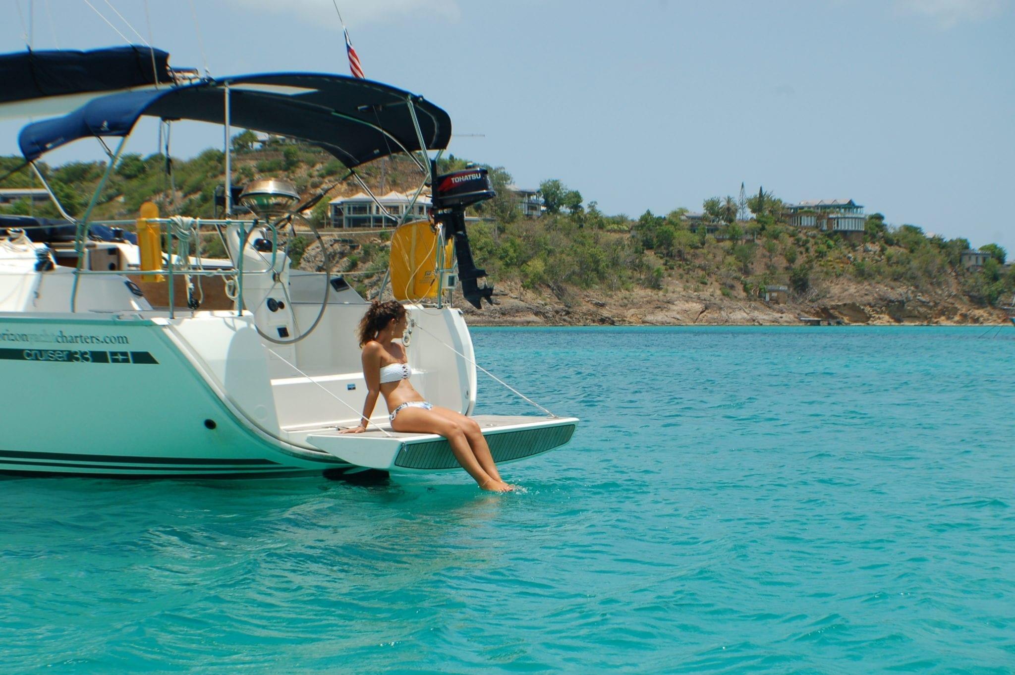 Virgin Islands Crewed Yacht Charters