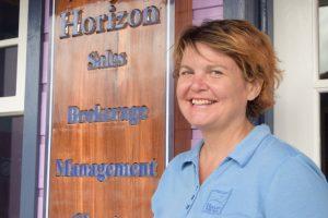 Horizon Yacht Charters Grenada Welcomes Lesley Hayes