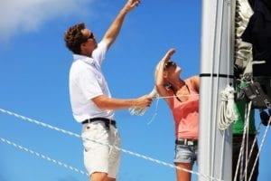 Learn to Sail Charter Options