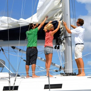 BVI Learn to sail