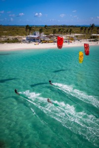 BVI Kite Surfing