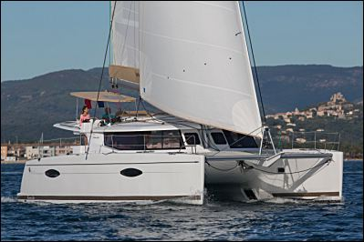 Fountaine Pajot Yacht Sales from Horizon Yacht Sales