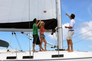 Learn to Sail Caribbean