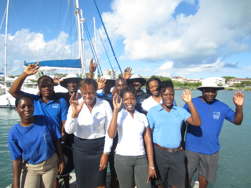 Horizon Grenada team