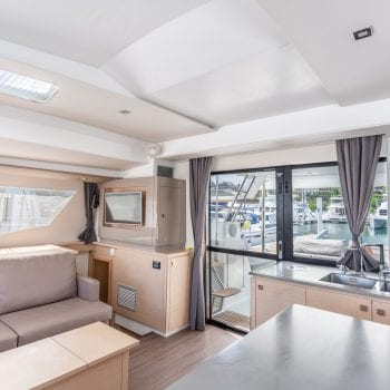 Fountaine Pajot Saba 50 Interior