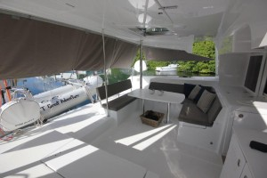 Lagoon 450 Accommodation