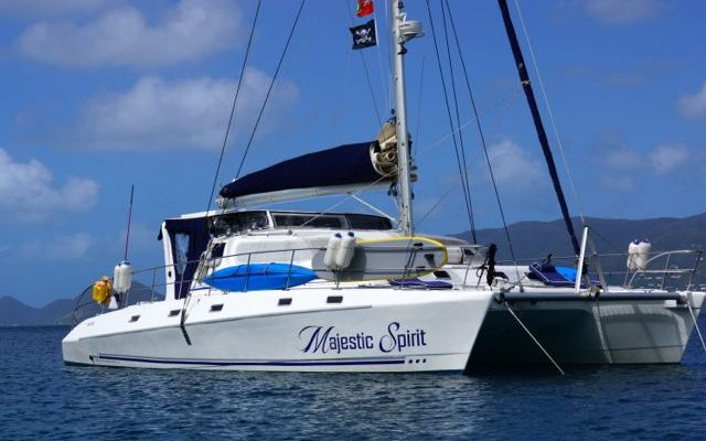 Majestic Spirit Catamaran