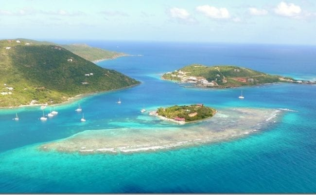 BVI charter special offers