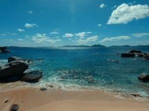 caribbean coast line