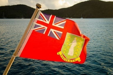Luxury All-Inclusive Yacht Charters - BVI Flag