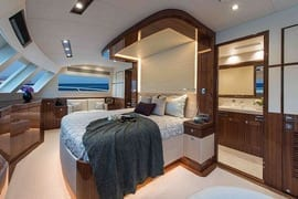 Luxury All-Inclusive Yacht Charters - Bed