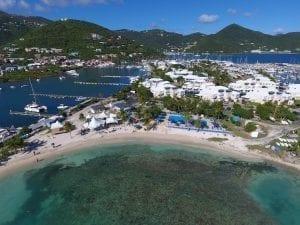 Nanny Cay Base