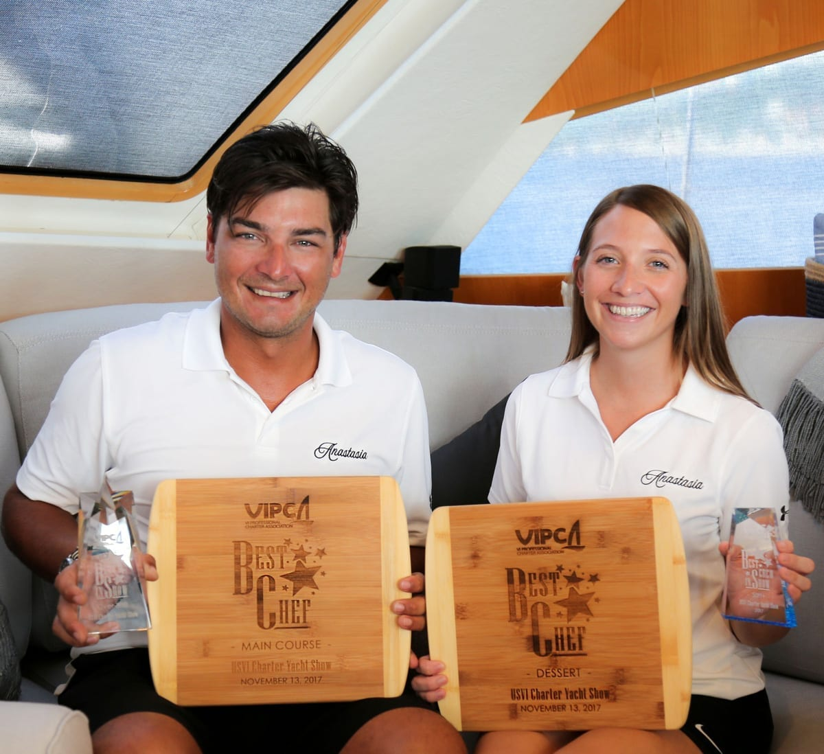 Luxury All-Inclusive Yacht Charters - Crew
