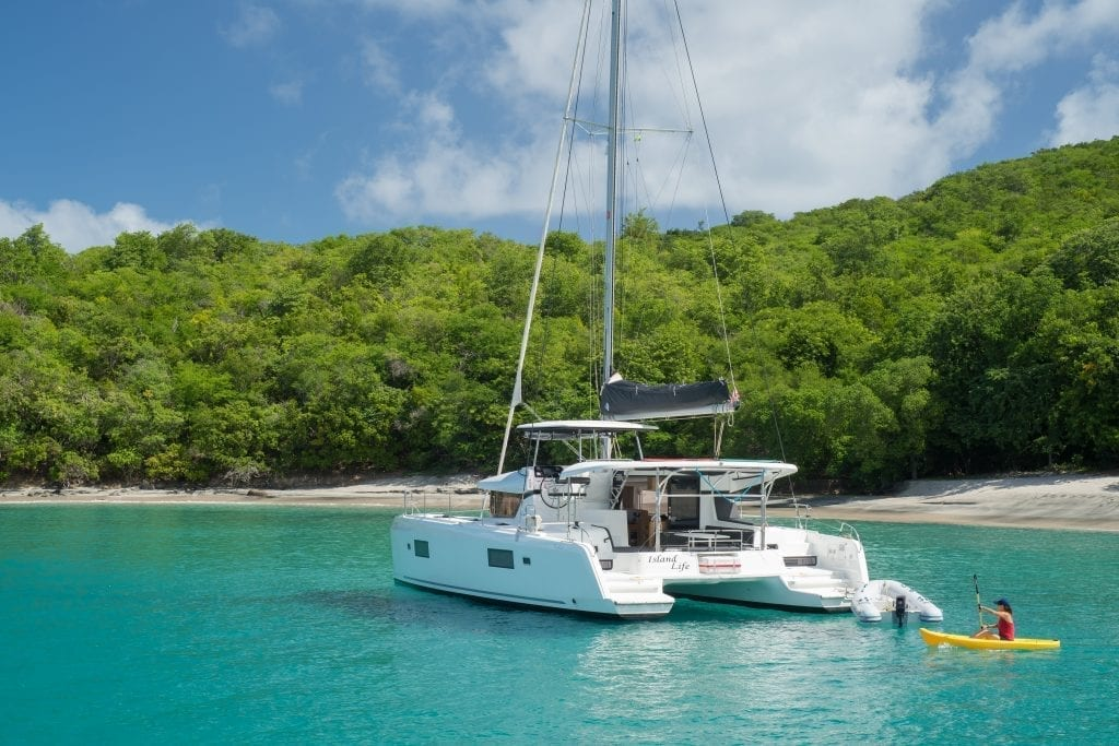 A luxury all-inclusive vacation afloat