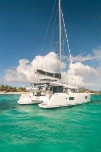 Grenada one week sailing itinerary