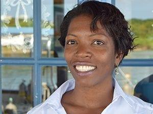 Grenada Team - Bernadette