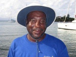 Grenada Team - Curtis