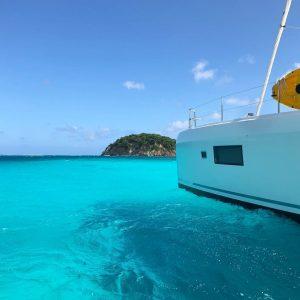 first time Caribbean sailor