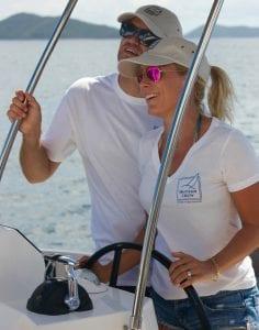 First time cruiser sailing