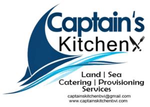 BVI yacht provisioning Captain's Kitchen