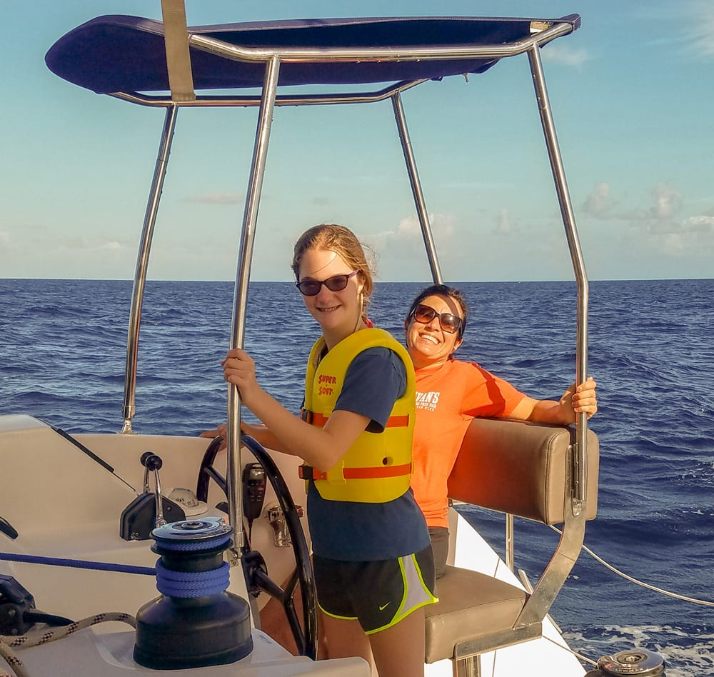 friendships with our yacht owners