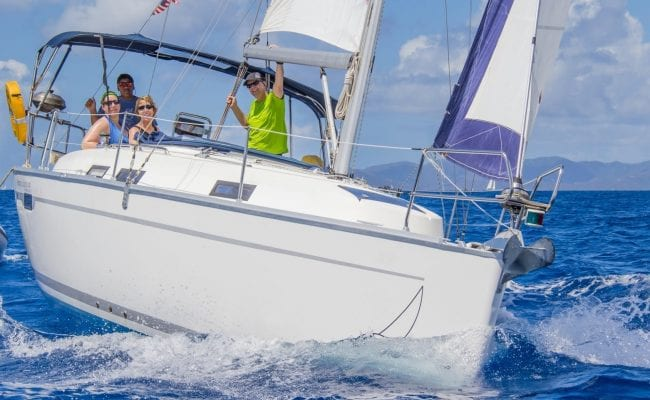 January Charter Discount