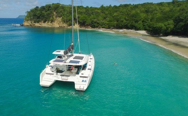Lagoon 42 Charter Discount