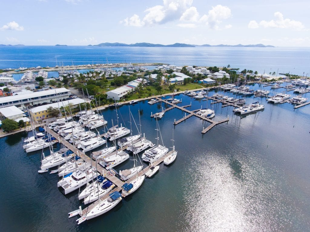 Nanny Cay Base | Nanny Cay Marina