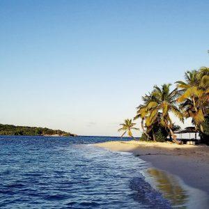 Alex and Matt visit to Grenadines - Horizon Yacht Charters